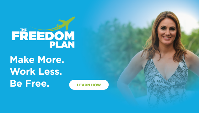 The freedom to travel more – Natalie Sisson